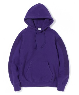 Overdyed Military Hooded Sweatshirt