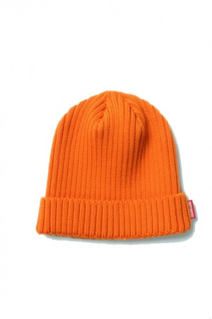WOOL KNIT WATCH CAP