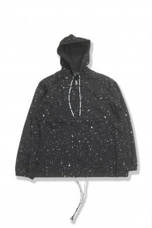 Dot Star Hooded
