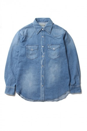 DENIM WESTERN SHIRT ( TYPE-2)