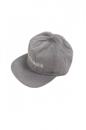 CORDUROY 6 PANEL CAP(TYPE-1)