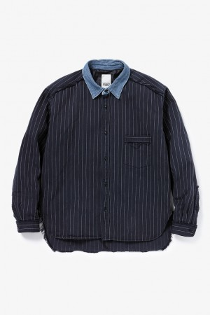 STRIPE 925 SHIRT