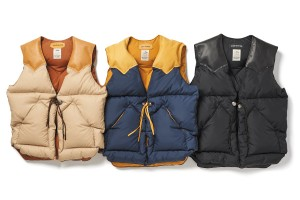 DA DOWN VEST BY ROCKY MOUNTAIN