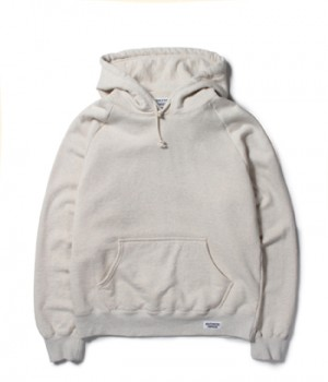 WASHED HEAVY WEIGHT PULLOVER SWEAT SHIRTS(TYPE-4)