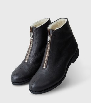 Aviator Zip Boots