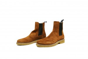 nonnative × MINEDENIM Side Gore Boots