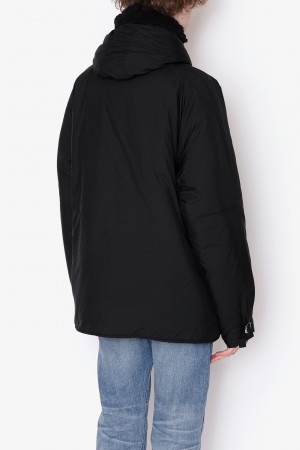 PACIFISM HOODED JACKET