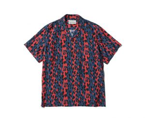 """LEOPARD"" S/S HAWAIIAN SHIRTS(TYPE-1)"