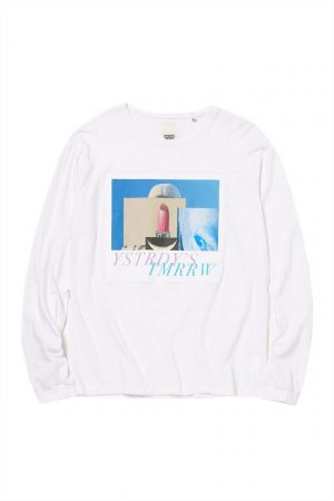 CATHDRAL TEE LS