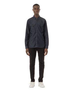 Standard Denim Shirt