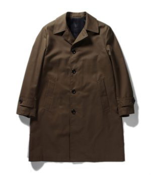 BAL COLLAR COAT ( TYPE-1 )