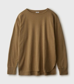 BOAT NECK LS TOP