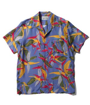 STRELITZIA HAWAIIAN SHIRTS(TYPE7)