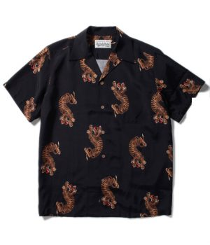 HAWAIIAN SHIRTS S/S(TYPE-18)