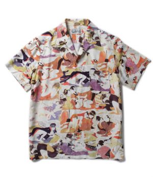 HAWAIIAN SHIRTS S/S(TYPE-2)