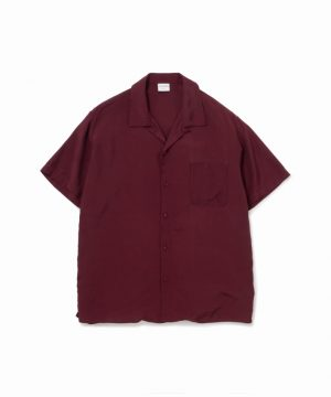 Rayon Open Coller S/S Shirts