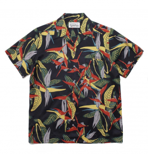 HAWAIIAN SHIRT S/S(TYPE-1)