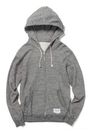 FULL ZIP HOODED SHIRT ( TYPE-1 )