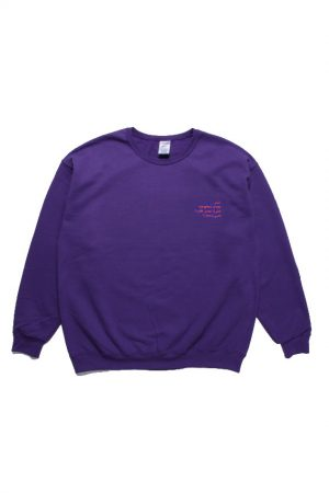 CREW NECK SWEAT SHIRT ( TYPE-2 )