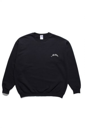 CREW NECK SWEAT SHIRT ( TYPE-1 )