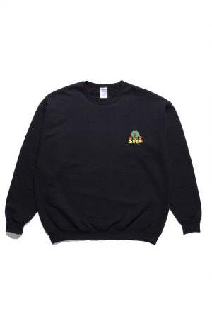 CREW NECK SWEAT SHIRT ( TYPE-4 )