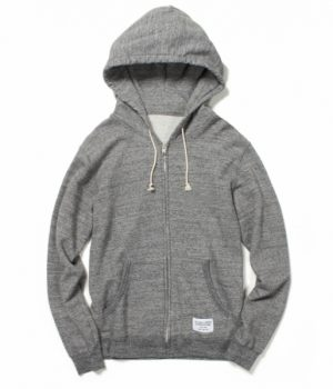 FULL ZIP HOODED SHIRTS(TYPE-1)