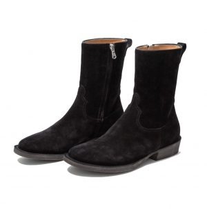nonnative × MINEDENIM Side Zip Boots