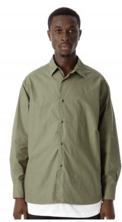 Military Bio Twill Shirt