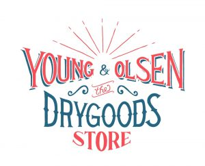 BAGGY PARKA × YOUNG & OLSEN The DRYGOODS STORE