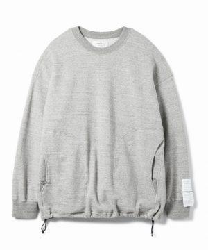 Drawstring Sweatshirt