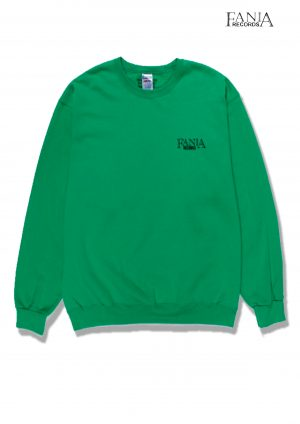 FANIA / CREW NECK SWEAT SHIRT ( TYPE-1 )