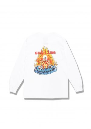SUBLIME / CREW NECK LONG SLEEVE T-SHIRT ( TYPE-4 )
