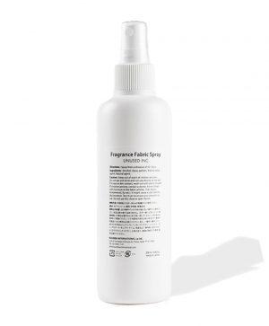 fragrance fabric spray