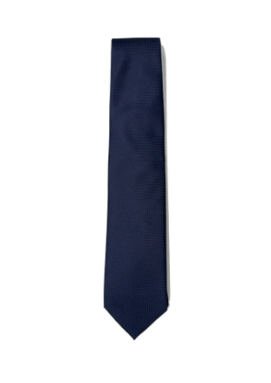 BASKET PATTERN NECKTIE