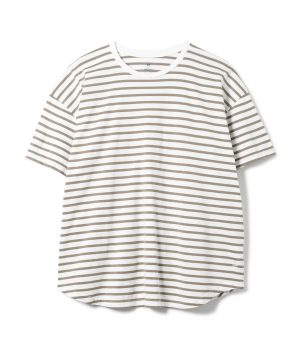 Cadet Easy Fit Round BorderTee