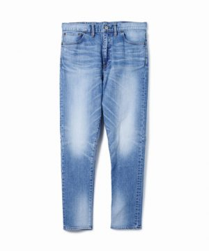 B.C. Stretch Damaged Denim Pants – Tapered