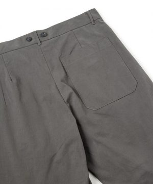 Wide Suspend Tuck Pants