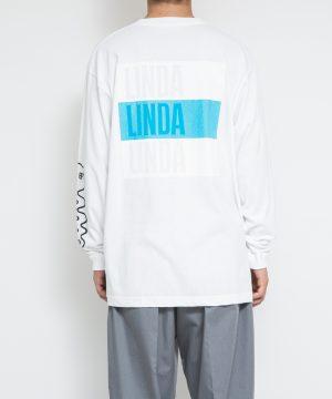 """""""LINDA"""" L/S Tee"""