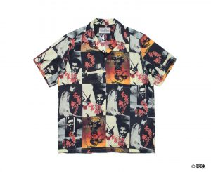 仁義なき戦い / S/S HAWAIIAN SHIRT