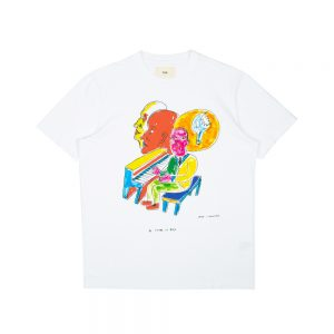 DANIEL JOHNSTON TEE – A STUDY IN RAY