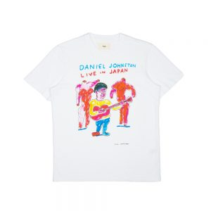 DANIEL JOHNSTON TEE – LIVE IN JAPAN