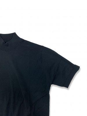 MOCK TURTLE NECK T-SHIRT