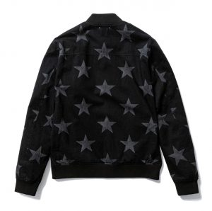 Discharge Star Rib Zip BZ