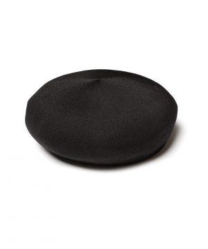 MESH BERET HAT