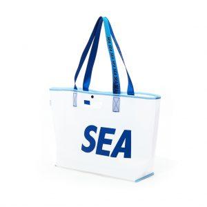 WDS × WEEKEND(ER) GHOST TEX tote bag