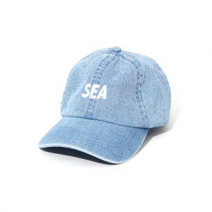 SEA DENIM CAP