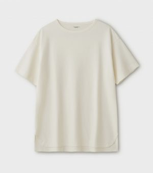 C/P BOAT NECK SS TOP