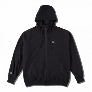 WDS HOODED ZIP-UP JACKET(TR)