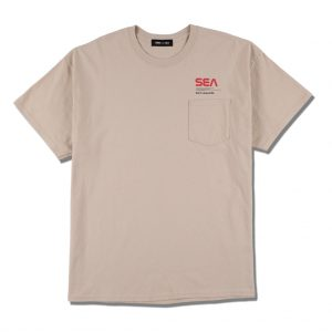 SEA (SPC) POCKET T-SHIRT