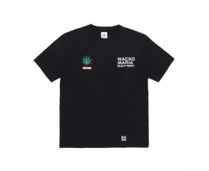 HIGH TIMES / WASHED HEAVY WEIGHT T-SHIRT
